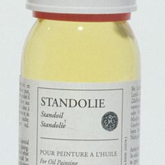 aceite de linaza polimerizado
