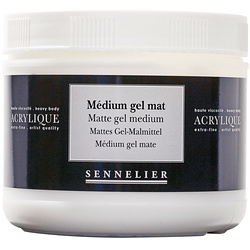 MÉDIUM GEL MATE